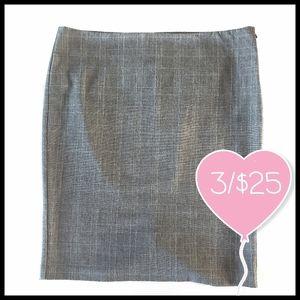 ⭐3/$25⭐ Sisley Plaid Skirt